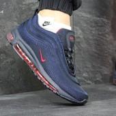 Кроссовки мужские Nike Air Max 97blue/red