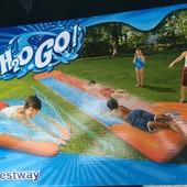 Скользящая , водная , водяна дорожка h2o go Bestway