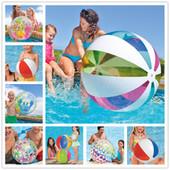 Мяч водный надувной огромный Intex 107 см