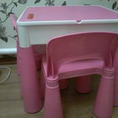 стол и стульчики Tega baby