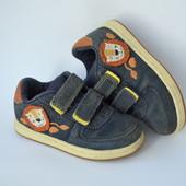 Ботинки, кроссовки Next с мигалками кожа (21 размер)