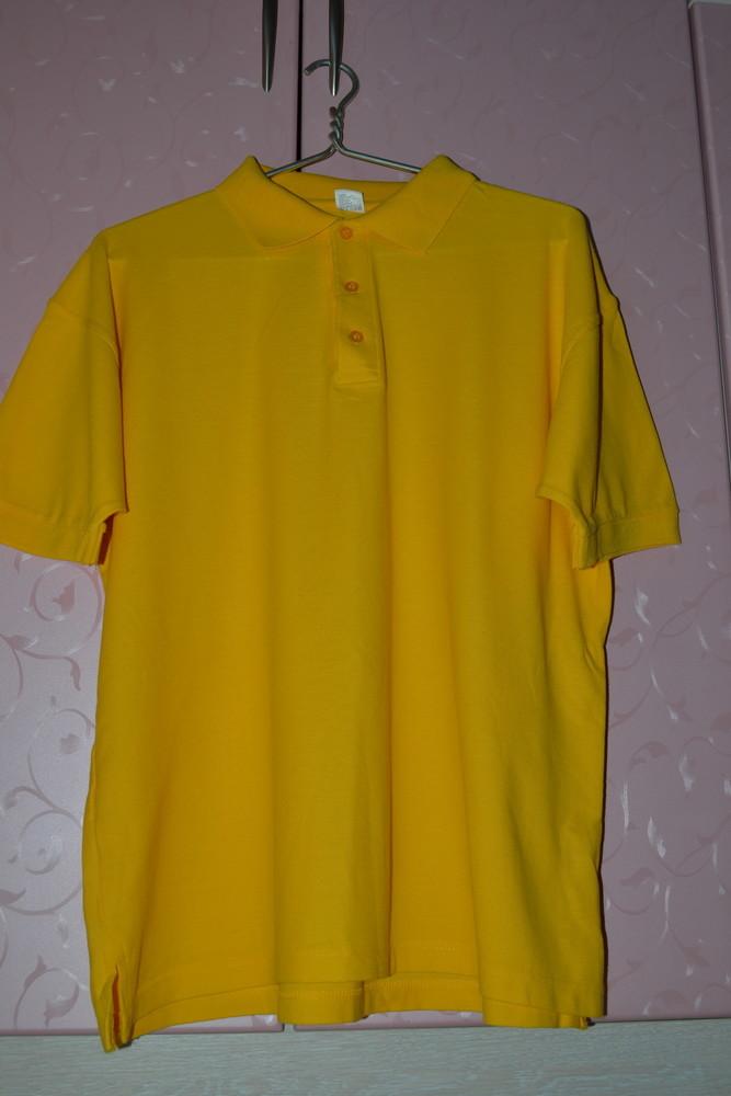 42/14/XL Бангладеш. Фирменная большая футболка поло тенниска спортивная. Представляю Вашему вниман фото №1
