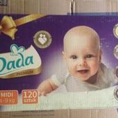 Подгузники Dada premium коробка