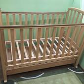 Кроватка Верес с ящиком, в идеальном состоянии