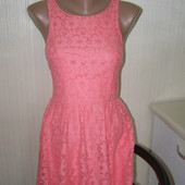 New Look платье кружево 10-размер