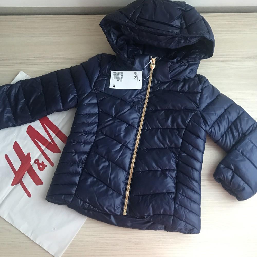 H&m куртки 2 цвета фото №1
