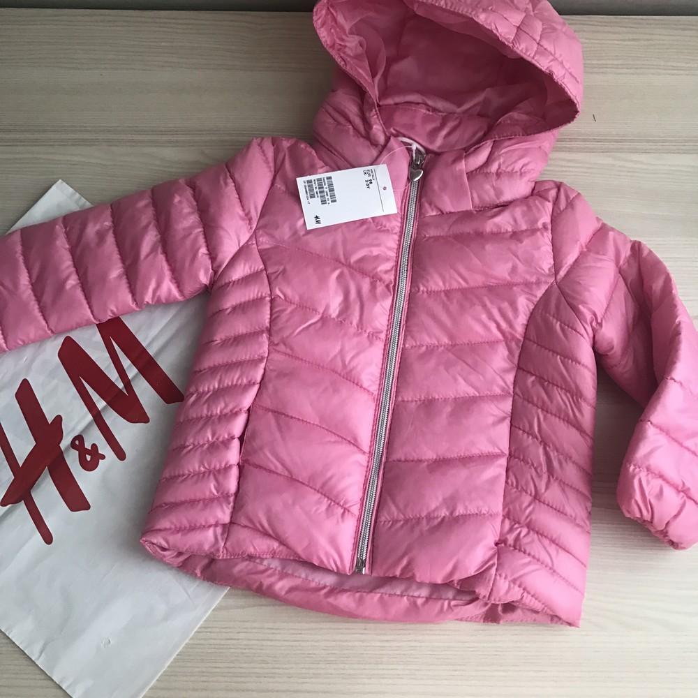 H&m куртки 2 цвета фото №2