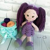 Куколка Фиалка