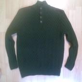 Фирменный свитер кофта L