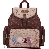 Стильный городской рюкзак для девочки с принтом Гапчинская