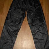 Мужские непромокаемые штаны -дождевик Regatta размер L