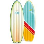 Надувной матрас для серфинга 178*69 см 2цвета 58152 Интекс intex