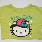 Топ Hello Kitty  4-5 лет, 104 110 см
