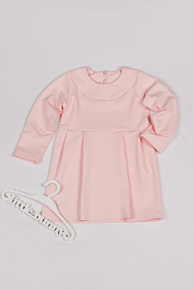 Платье детское на девочку трикотажное фото №2