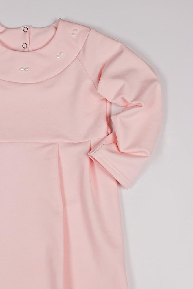 Платье детское на девочку трикотажное фото №3
