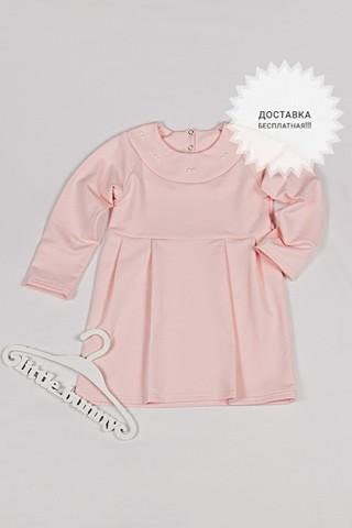 Платье детское на девочку трикотажное фото №1