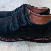 Туфли на мальчика MLV. Р-ры 32-37
