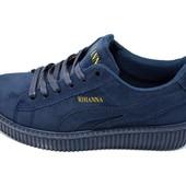 Распродажа!!! Кроссовки женские Rihanna 20-251