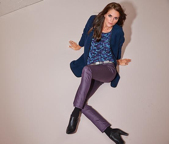 Яркие стрейч джинсы slim fit от tchibo(германия) размер 40 евро=46-48 фото №1