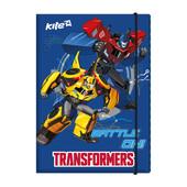 Папка для трудового обучения A4 Kite Transformers TF17-213