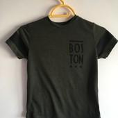 футболочка rebel - 8-9 років/134 см