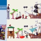 Пиратский корабль 0801-02