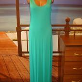 Платье\сарафан\майка макси\в пол из вискозы р.10-14  Boohoo