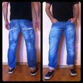 Классные джинсы Crosshatch (W32)