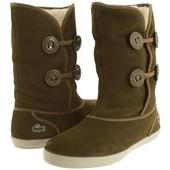 Шкіряні чоботи Lacoste  Розмір 39 24,5см