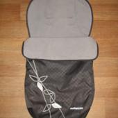 Mothercare демисезонный конверт в коляску