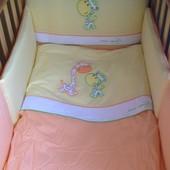 Детская постель (комплект белья) Tuttolina (Польша) 6в1