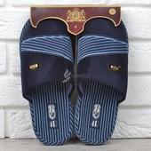 Тапочки домашние мужские 4Rest Classic blue