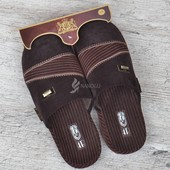 Тапочки домашние мужские 4Rest Classic brown ортопедические
