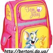 Рюкзак школьный 14,5 Tom and Jerry (TJ02807)