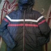 Деми куртка для подростка  или некрупного мужчины 46 р