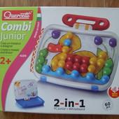 Для занятий мозаикой и рисования  Quercetti Combi Junior от 2 лет арт 4199-Q