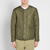 Куртка Stussy quilted military liner jacket