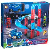 Паркинг PJ Masks в коробке 27,5*5,5*24,5см