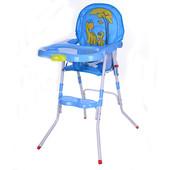 Стульчик  для кормления M 3508-4,голубой