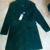 1659 Пальто кашемировое Style. M L. Новое.
