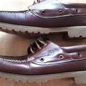 Кожаные туфли Lumberjack р.42-27см.