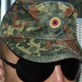 Кепка оригинал  милитари Бундесвер .Германия 57-58