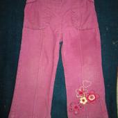Штаны, брюки на 2-3 года