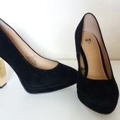 Красивые женские туфли H&M, 37. Сток из Европы