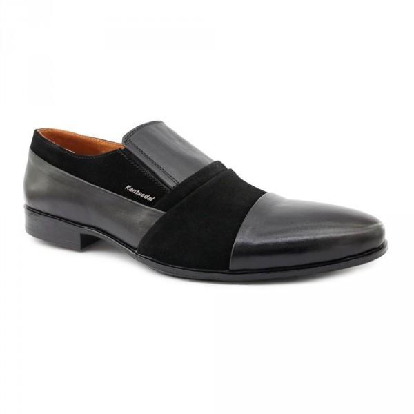 Шикарные мужские туфли Люкс качество Кожа фото №1