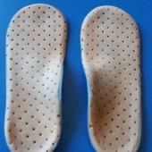Ортопедические стельки пластиковые! 13.5 см