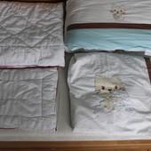 Детский постельный комплект 6 в 1 от испанской компании Nino