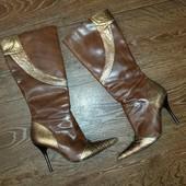 деми сапоги Aldo  38 размер на ногу 24,5- 25 см