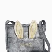 Стильна срібна сумочка NEXT для дівчат під замовлення