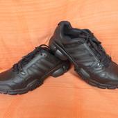 Кожаные кроссовки Adidas fr-40,2/3 наш ~39 стелька 26.4 см оригинал